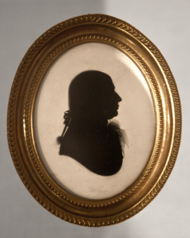 Francis Rotch Silhouette