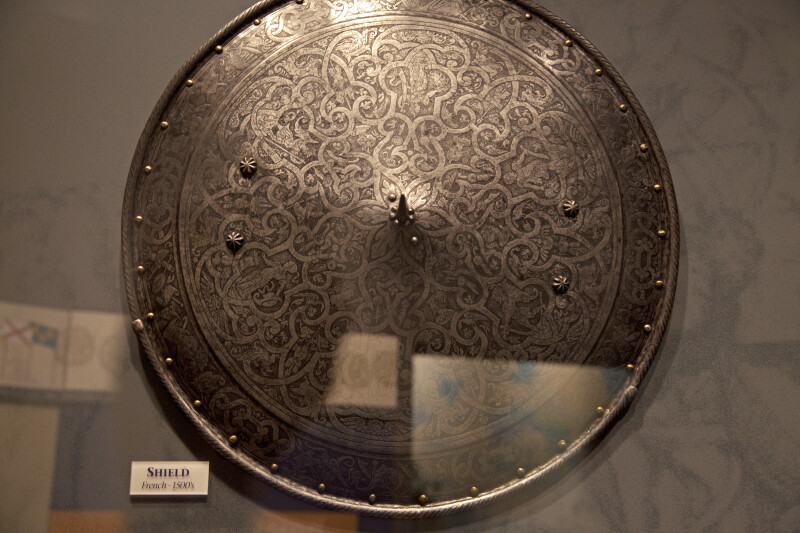 French Shield from the 1500s