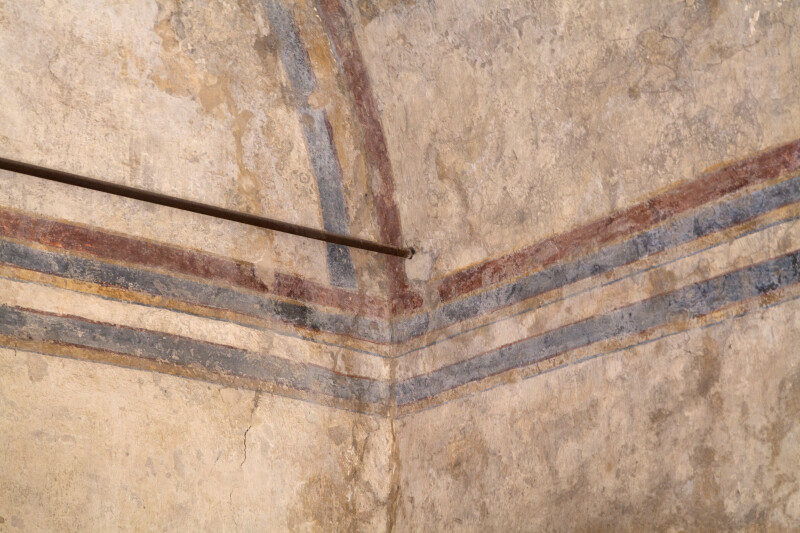 Fresco Work at Mission Concepción