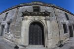 Front of the Chapel at Castillo de San Marcos