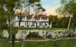Front View of the William Jennings Bryan Winter Home