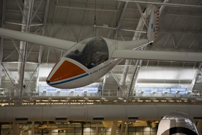 G-102 Astir Cockpit