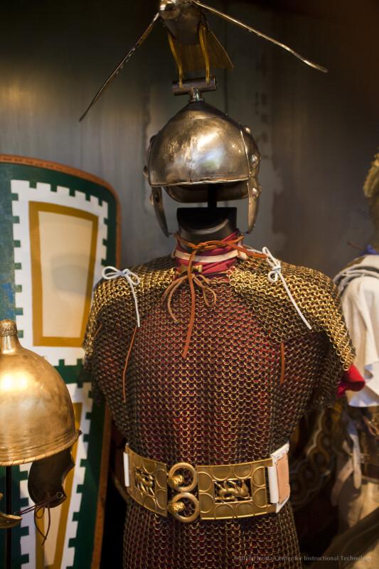 Gallic Warrior's Costume