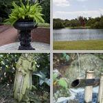 Garden Ornaments photographs