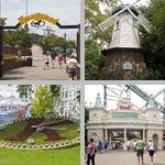 General Views of Amusement Parks photographs