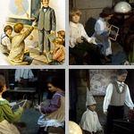 General Views of Classroom Activities photographs
