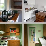 General Views of Kitchens photographs