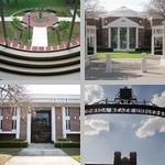 General Views of University & College Exteriors photographs