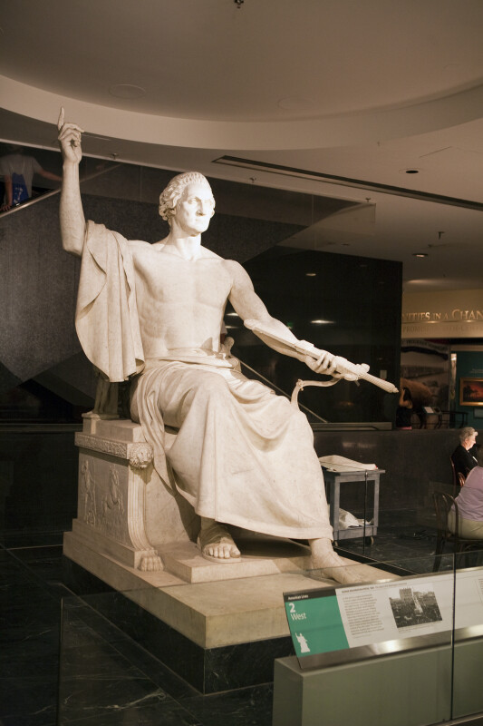 George Washington at National Museum of American History
