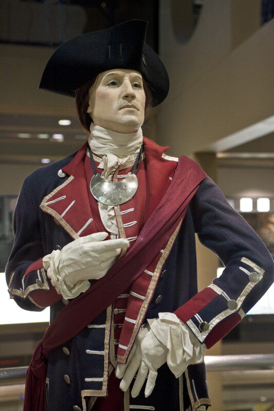 George Washington Manikin
