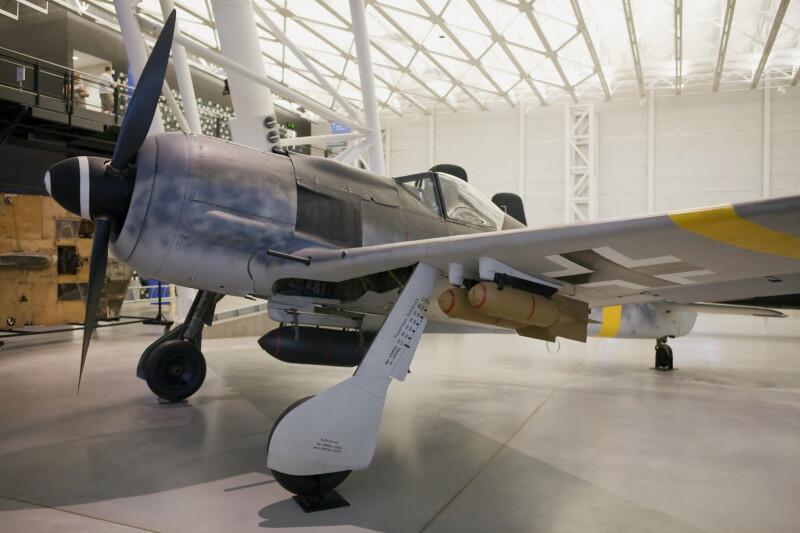 German Focke-Wulf Fw 190 F