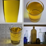 Glassware photographs
