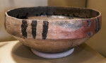 Glazed Redware Bowl from Quarai