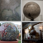 Globes photographs