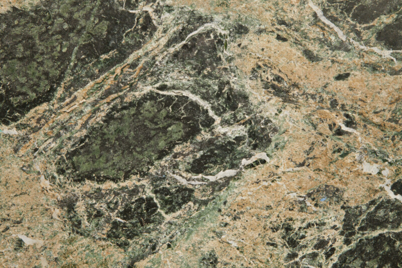 Gold and Green Marble