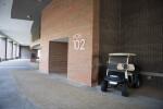 Golfcart at FSU
