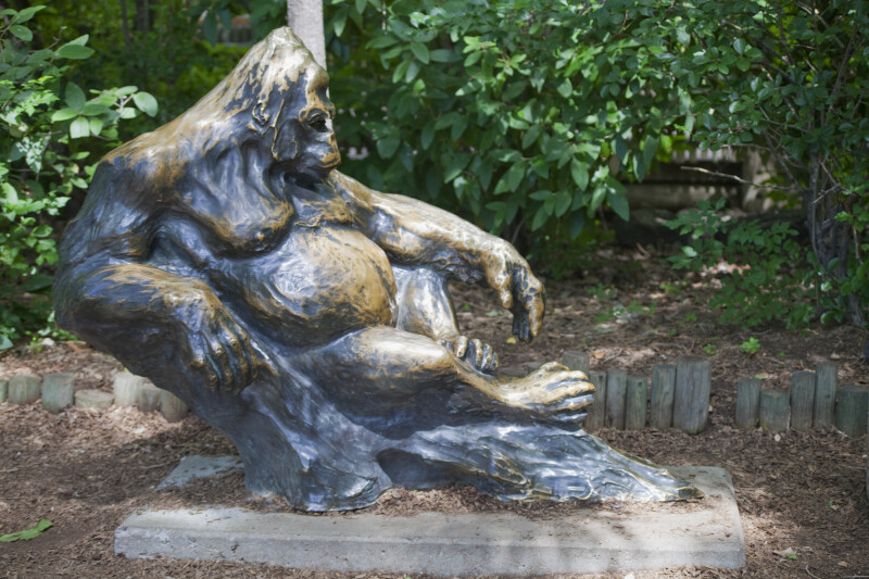 Gorilla Bronze
