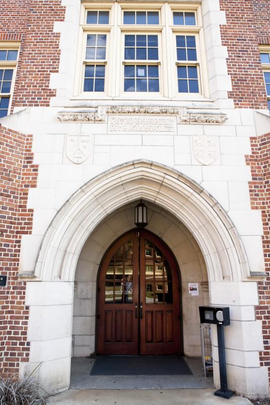 Gothic Arch at FSU
