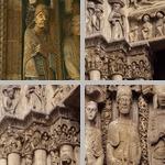 Gothic Sculpture photographs