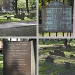 Granary Burying Ground photographs