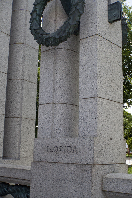 Granite Florida Pillar