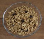 Granola with Raisins