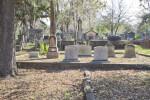 Grave Markers Aplenty