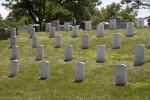 Gravestones on Hill