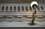 Great Hall Light and Balustrade