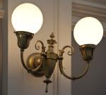 Great Hall Lighting