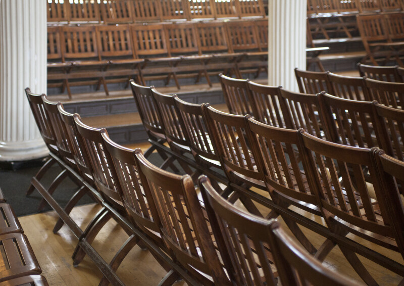 Great Hall Seating