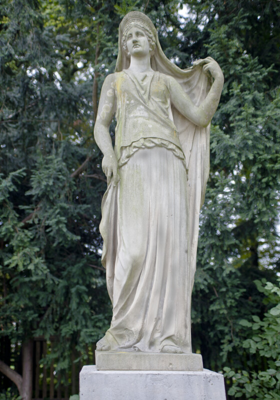 Classical Female Sculpture