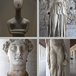 Greek Sculpture photographs