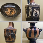 Greek Vases photographs
