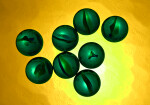 Green Marble Counting, Eight
