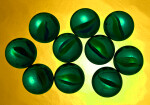 Green Marble Counting, Ten