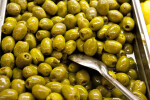 Green Olives Stuffed with Jalapeno Peppers