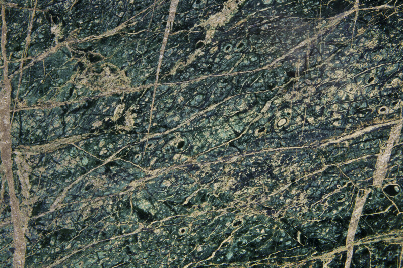 Green Veined Stone Number 6