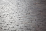 Grey Brick Pavement