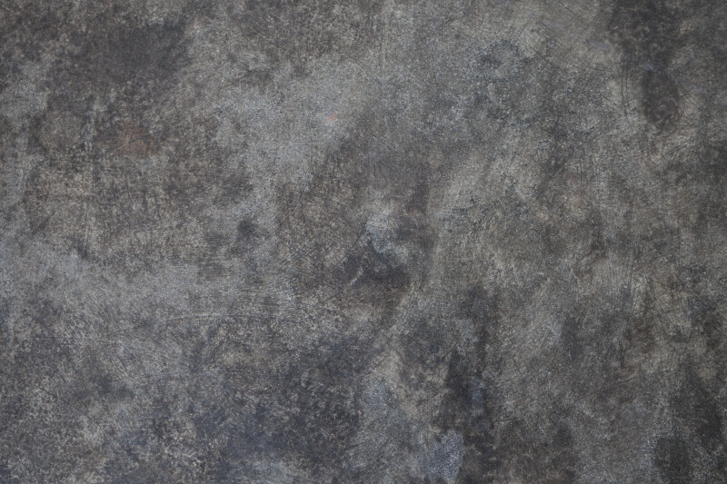 Grey Scratched Concrete Floor