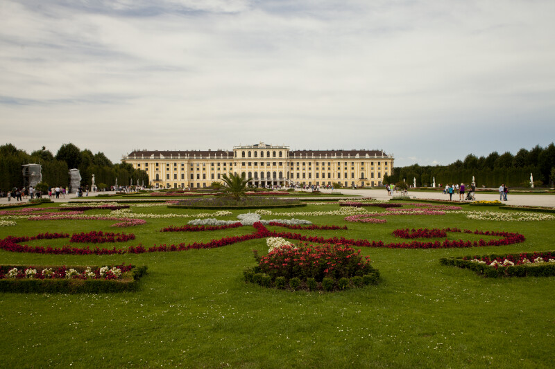 Grounds at Schönbrunn