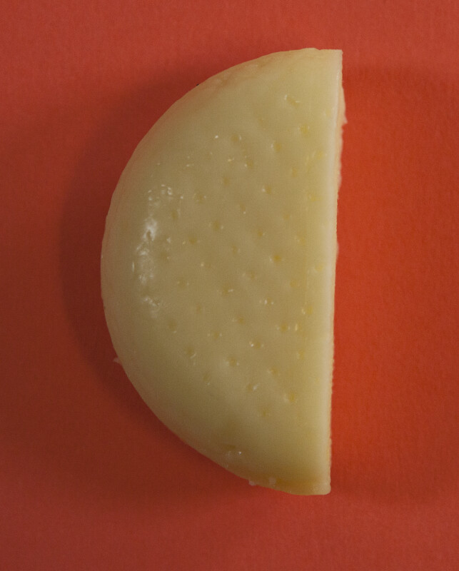 Half of Babybel (Laughing Cow)