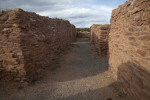 Hallways of The Convento at the Quarai Ruins