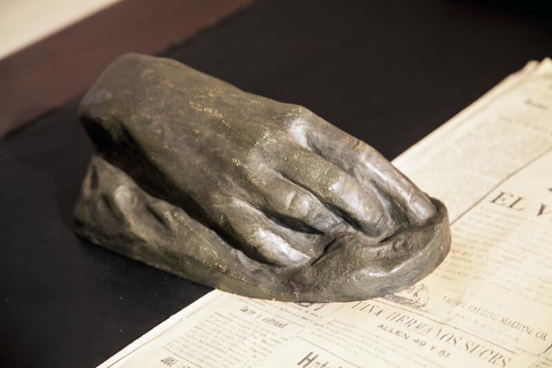 Hand Paperweight