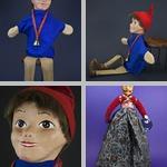 Hand Puppet photographs
