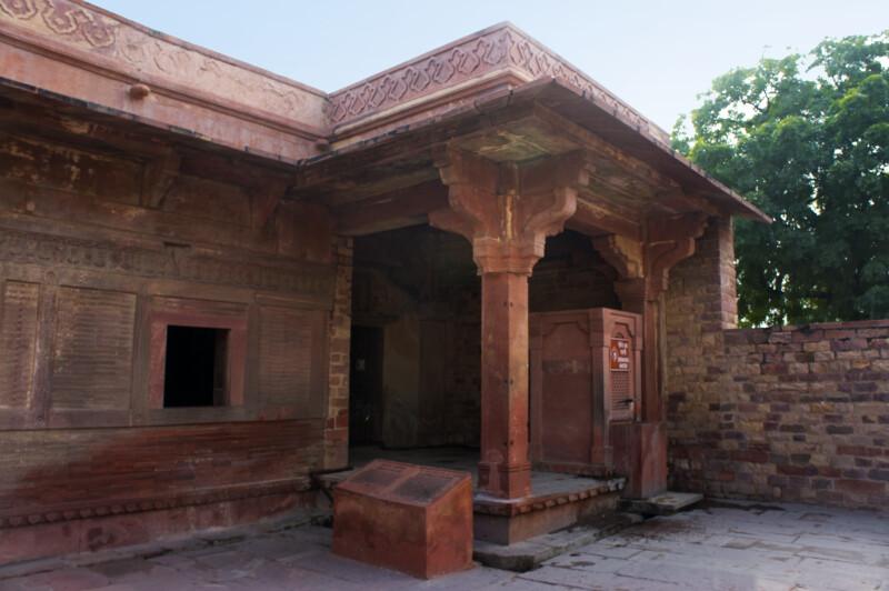 Haramsara Offices (Jodha Bai's Kitchen)