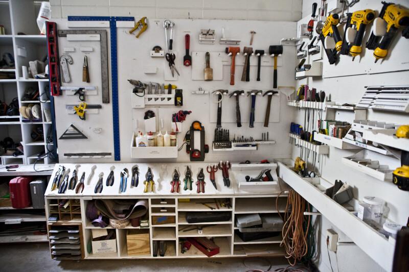 Hardware Closet #1