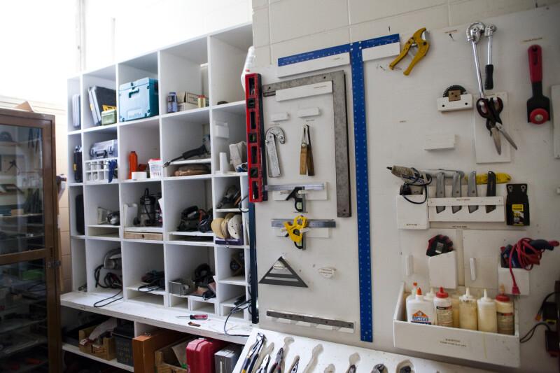 Hardware Closet #2