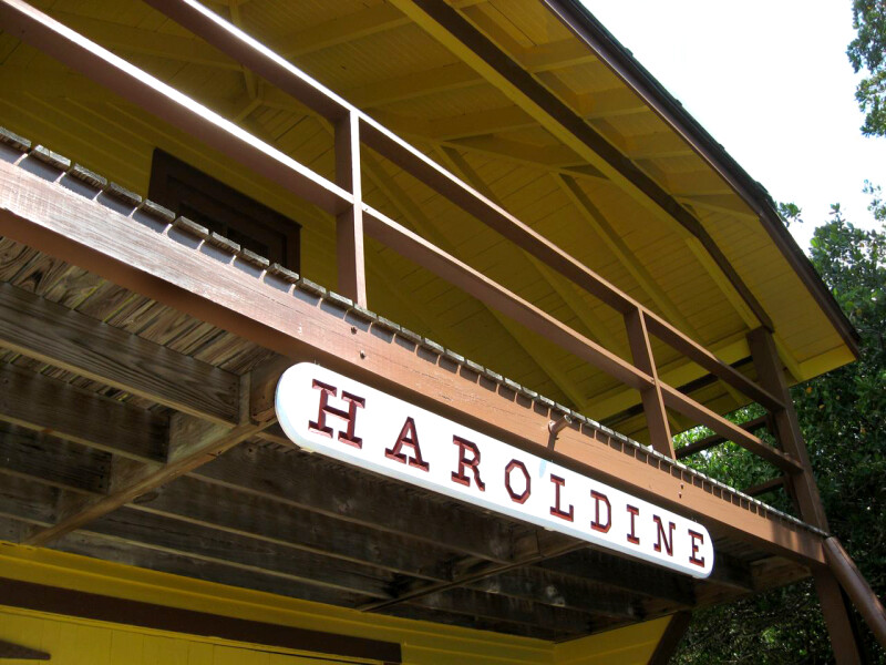 Haroldine