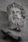 Head of a Triton